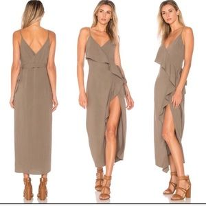 WORN ONCE! TULAROSA Selena Wrap Dress Revolve